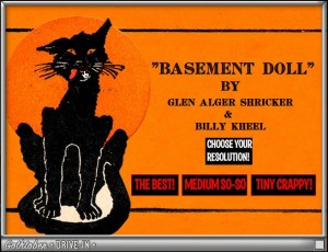 Basement Doll title card