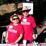 """Volunteering at """"Taste of Sonoma"""""""